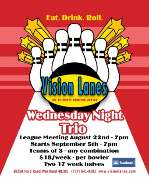 Wednesday Night Trio 2018